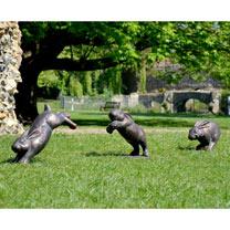 Hopping Rabbits
