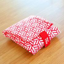 Zero Waste Sandwich Wrap - Red