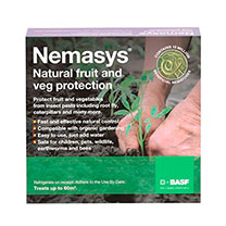A unique mix of nematodes to target a broad range of pests including carrot root fly, cabbage root fly, leatherjackets, cut worms, onion fly, sciarid