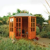 Ryton Octagonal Summerhouse
