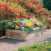 Heavy Duty Raised Bed