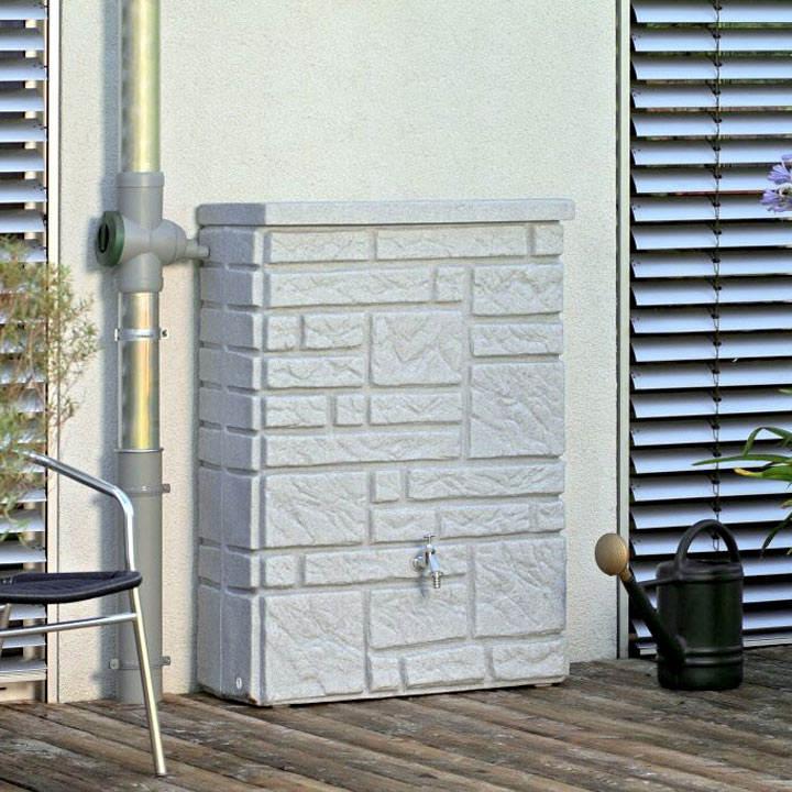 Maurano Water Tank - Granite 300 Litre