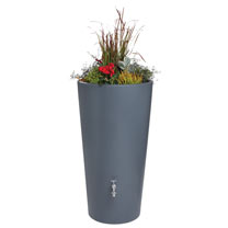 Rain Bowl Flower Water Tank - Chili 150 Litre