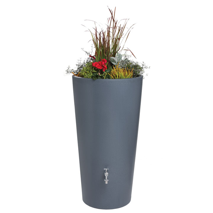 Rain Bowl Flower Water Tank - Chili 150 Litre