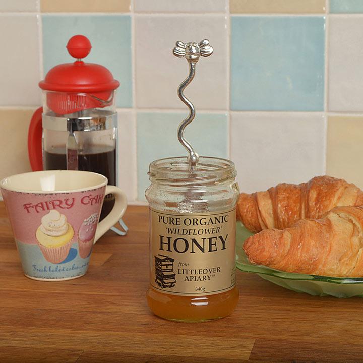 Bee Long Jar Spoon