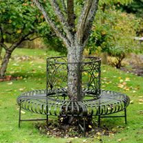 Introduce a feature to talk about in your garden with this Tree Seat. The seated area has a complete 360 degree span giving you the chance to enjoy vi
