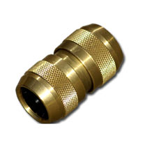 This solid brass hose repairer will last much longer compared to its plastic counterparts! Manufactured from premium brass for durability and aestheti