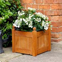 "Classic Planter - 15"" Heritage Beech"