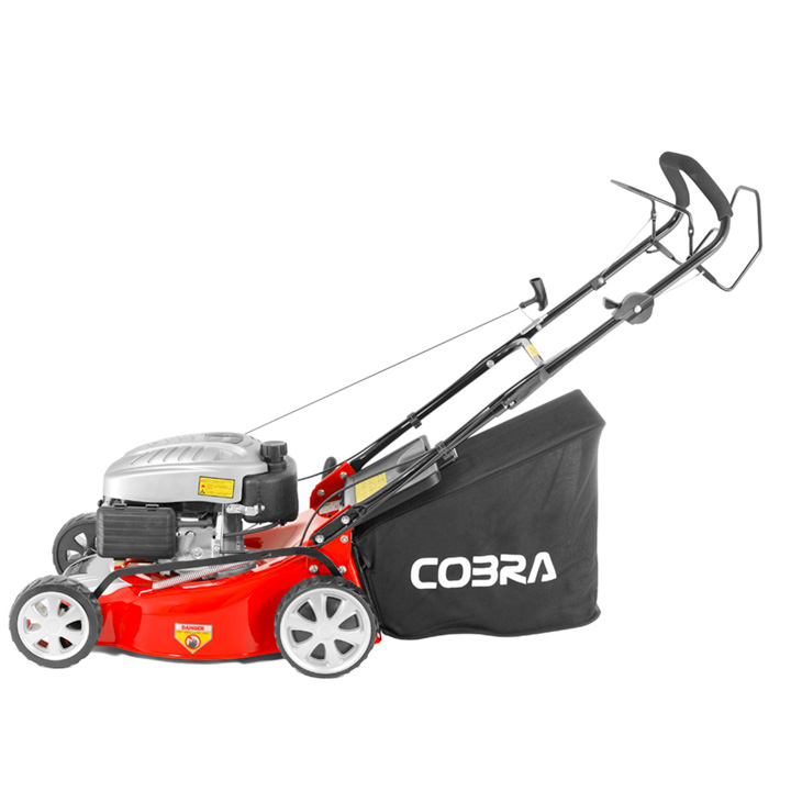 "Cobra 18"" Petrol Powered Lawnmower"