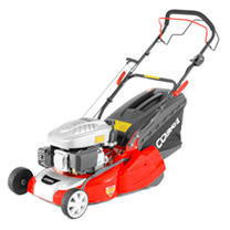 "Cobra 16"" Petrol Powered Rear Roller Lawnmower"