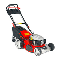 "Cobra 18"" Petrol Premium Lawnmower Electric Start"