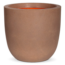 Tutch Pot Ball Planter - Camel
