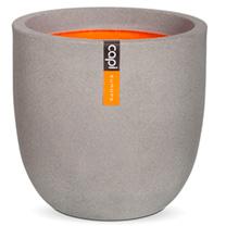Tutch Pot Ball Planter - Grey