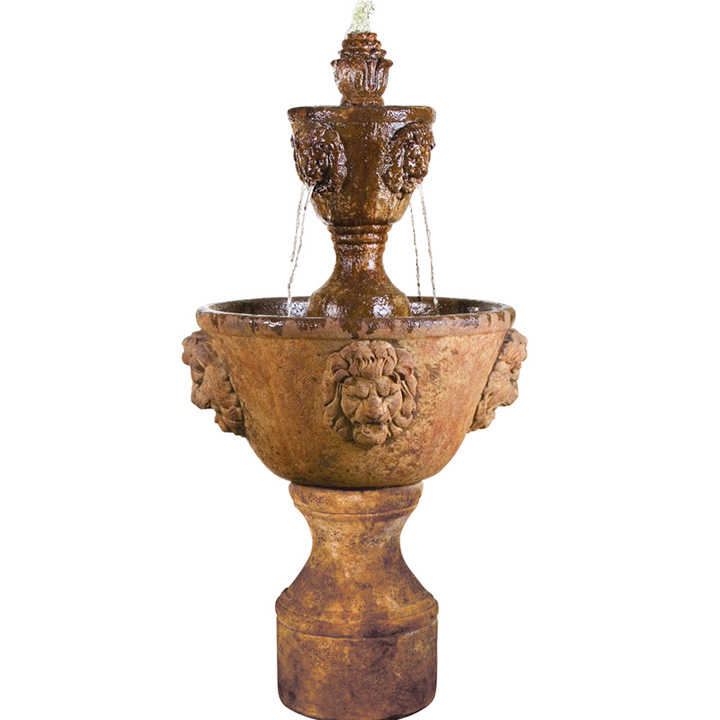 Leonesco Fountain - Relic Lava
