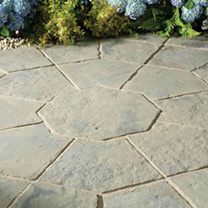 Minster Octagon Kit - 2.3m Rustic Sage