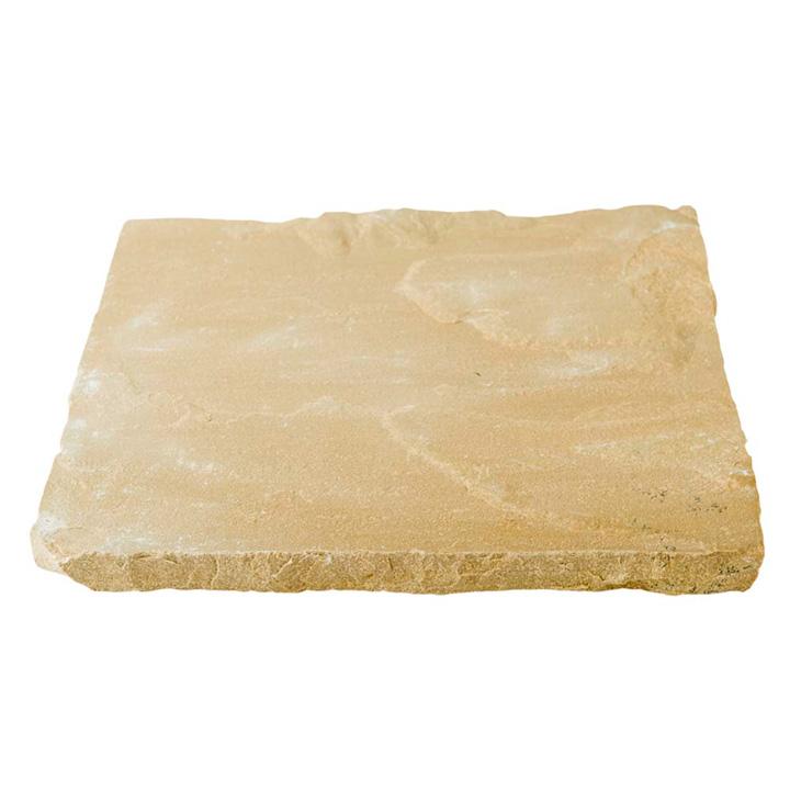 Natural Sandstone Patio Kit - 10.2m2 Corn Field