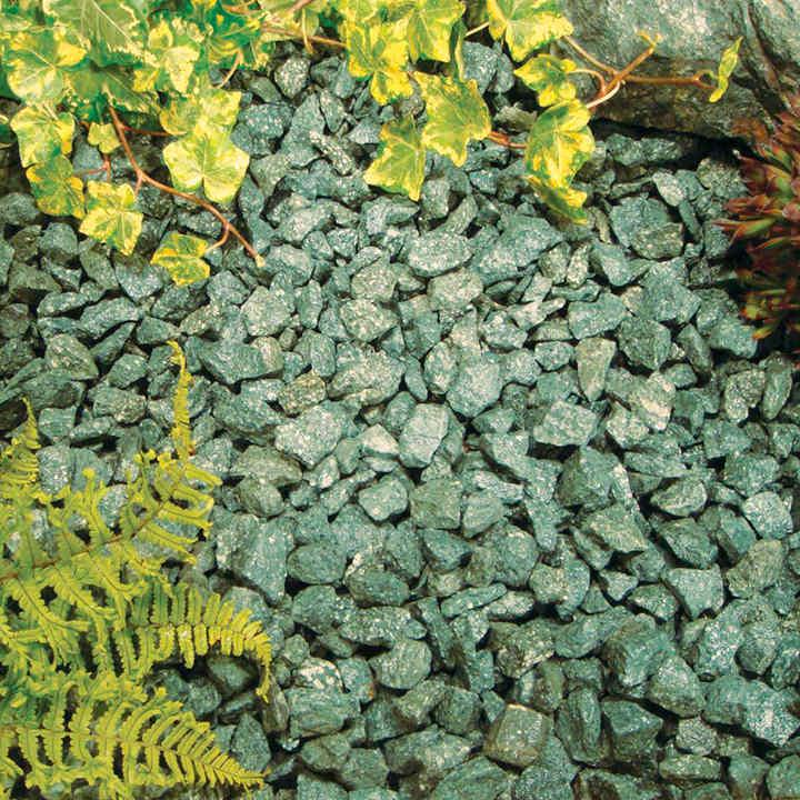 Forest Green Chippings - Bulk