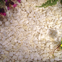 Classic White Chippings - Bulk