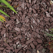 Plum Slate Chippings 20mm - Bulk