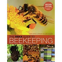 The BBKA Guide To Beekeeping Book