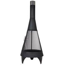 Mesh Colorado Medium Chimenea