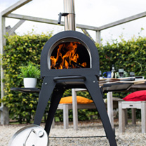 Milano Wood Fired Oven