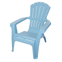 Garden Chair - Blue