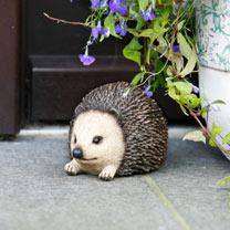 Hedgehog Key Caddy