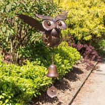 Owl Windchime