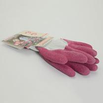 Gardening Gloves - Fuchsia Size 7