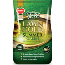 Greenforce Lawn Gold - Summer Green 15kg