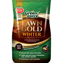 Greenforce Lawn Gold - Winter Protect 200 to 400m