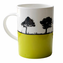 Harrogate Mug - Green