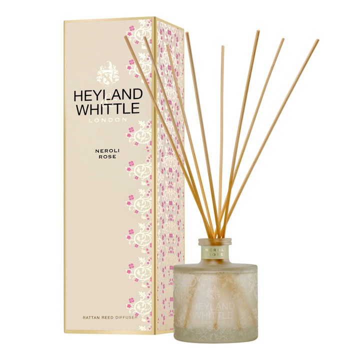 Neroil & Rose Fragrance - Diffuser / Candle