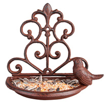Bird Feeders - Wall or Cast Iron