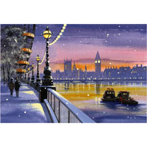 Christmas in London Christmas Cards