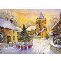 Evensong Christmas Cards
