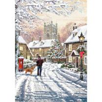 Winter Walk Christmas Cards