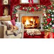 Cosy Christmas Christmas Cards