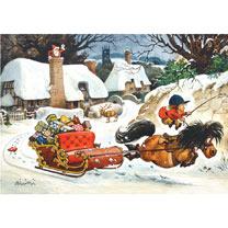 Hijacked Christmas Cards