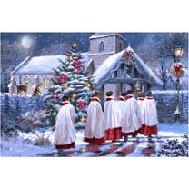 Christmas Choir Christmas Cards