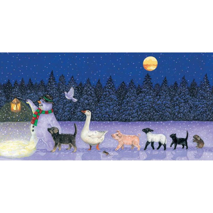 Follow My Lead - Christmas Cards
