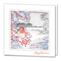 Woodland Winter - Christmas Cards
