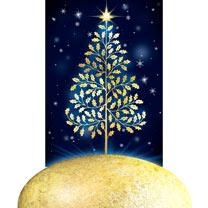 Golden Tree Cards