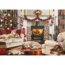 Cosy Christmas Cards