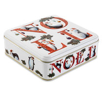 Noel Biscuit Tin