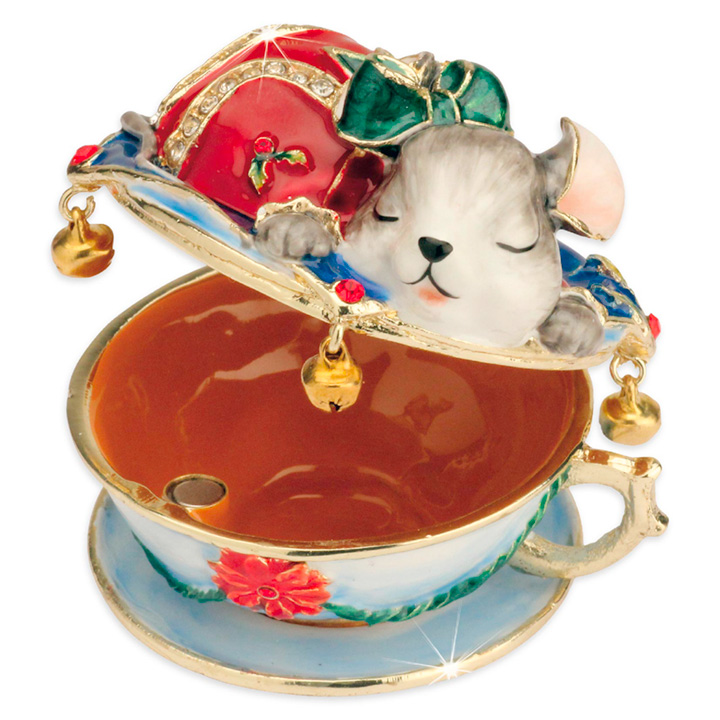 Mouse in a Teacup