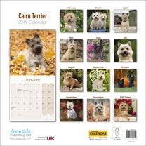 Dog Breed 2019 Calendar - Cairn Terrier
