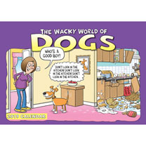 Calendar - The Wacky World of Dogs