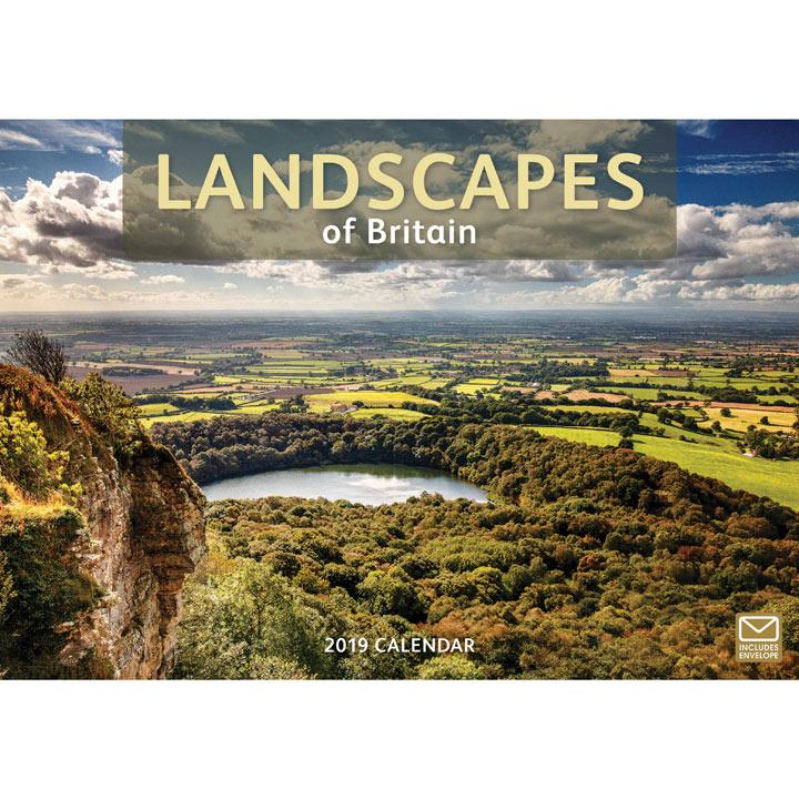 Calendar - Landscapes of Britain